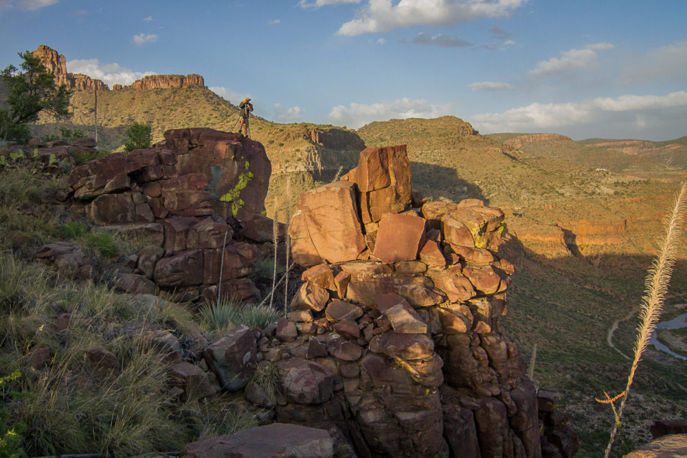photo credit Vicki Uthe - Salt River Canyon Photography Workshop