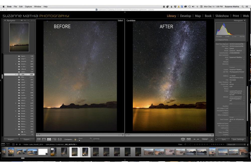 Phoenix Adobe Lightroom Workshop
