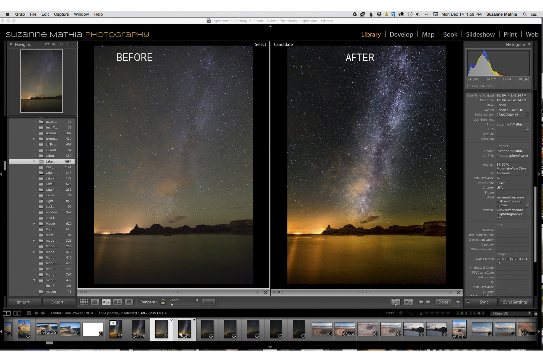 What's New In Lightroom 6.2 & CC2015.2 - YouTube