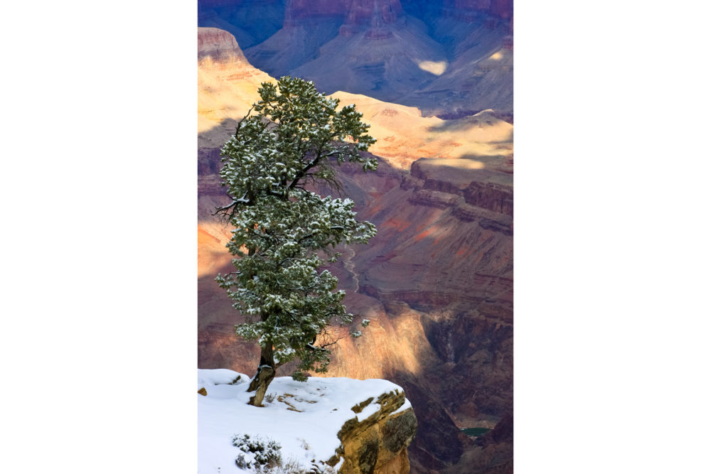 Photo credit Alan Ertel - Winter at the Grand Canyon Photo Workshop