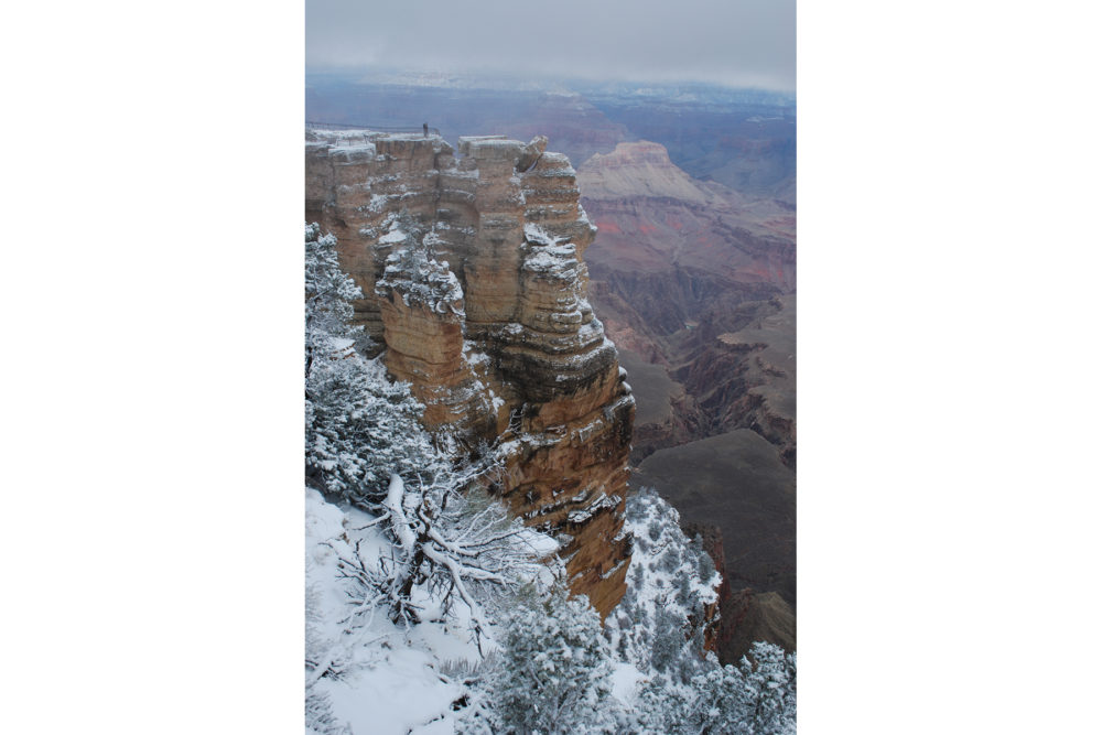 Photo credit John Rivard - Winter at the Grand Canyon Photo Workshop