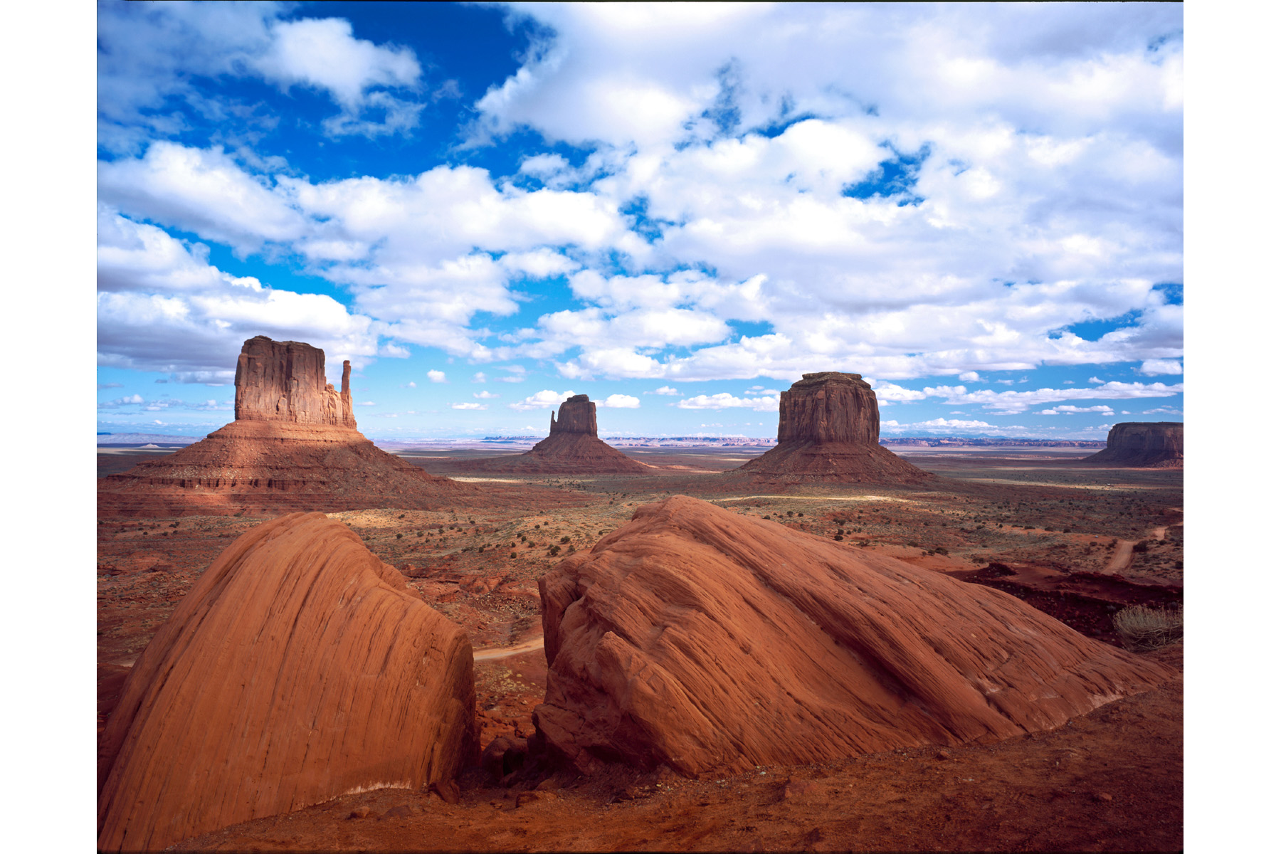 Photo credit Jeff Williams - Monument Valley