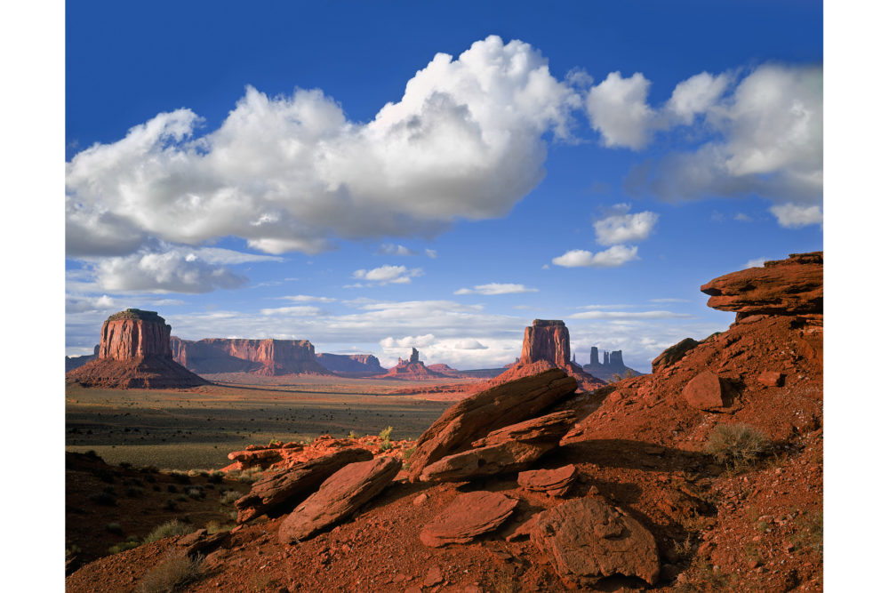 Photo credit LeRoy DeJolie - Monument Valley