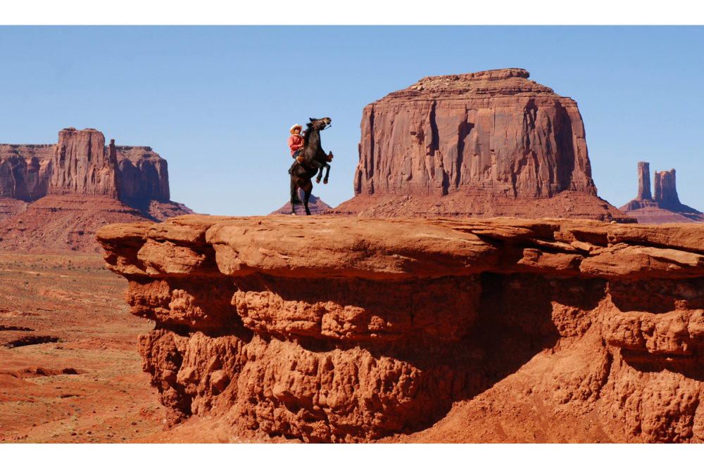 Photo credit Lynn Tharsing - Monument Valley