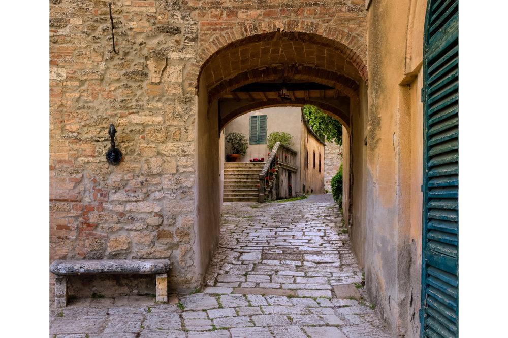 Photo credit Rick Jacobi - Villages of Tuscany