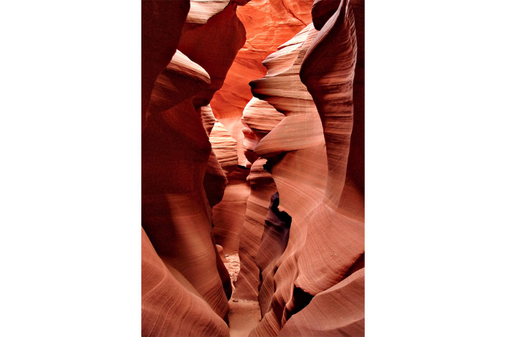 Photo credit Suzanne Mathia - Slot Canyon Workshop