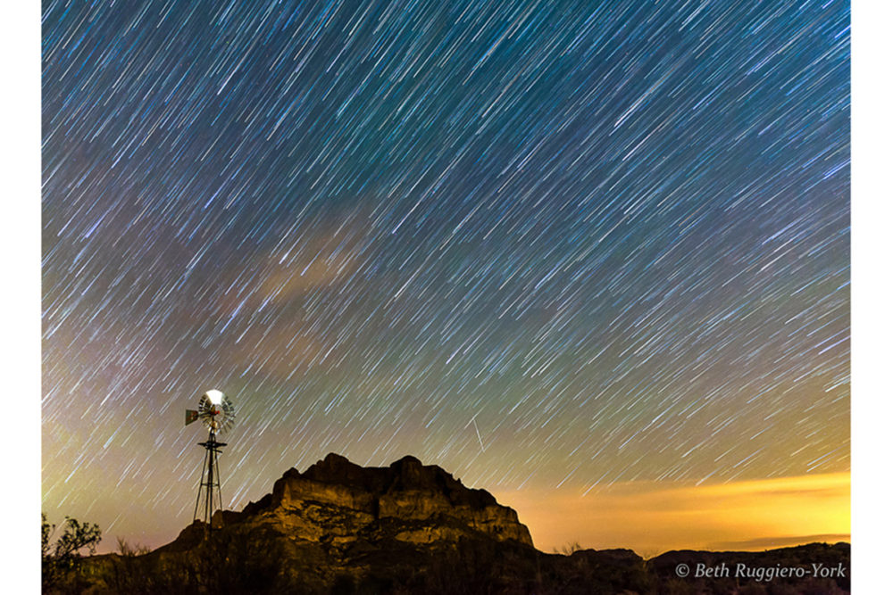 Photo credit Beth Ruggiero-York - Star Trails Photography Workshop