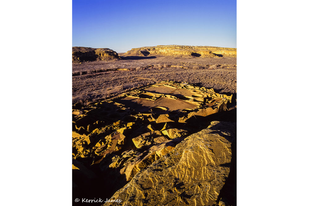 Photo credit Kerrick James - Chaco Canyon & Ah Shi Sle Pah