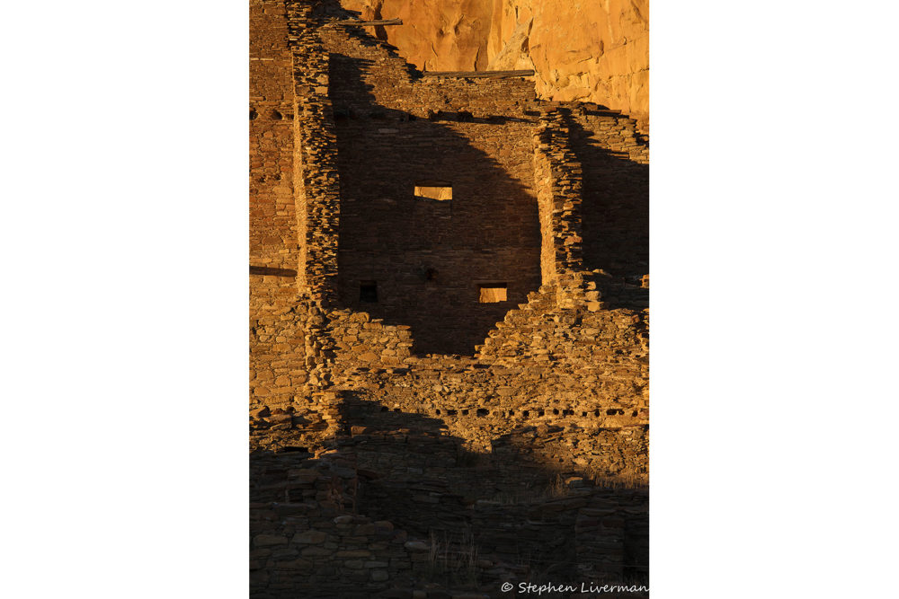 Photo credit Stephen Liverman - Chaco Canyon & Ah Shi Sle Pah