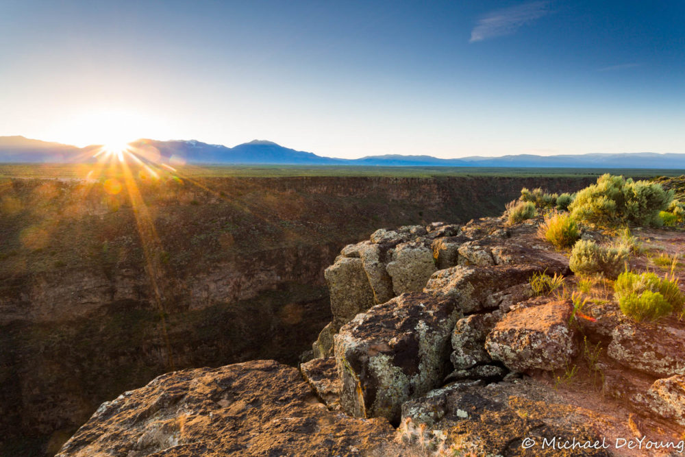 Photo credit Michael DeYoung, New Mexico Photo Workshop