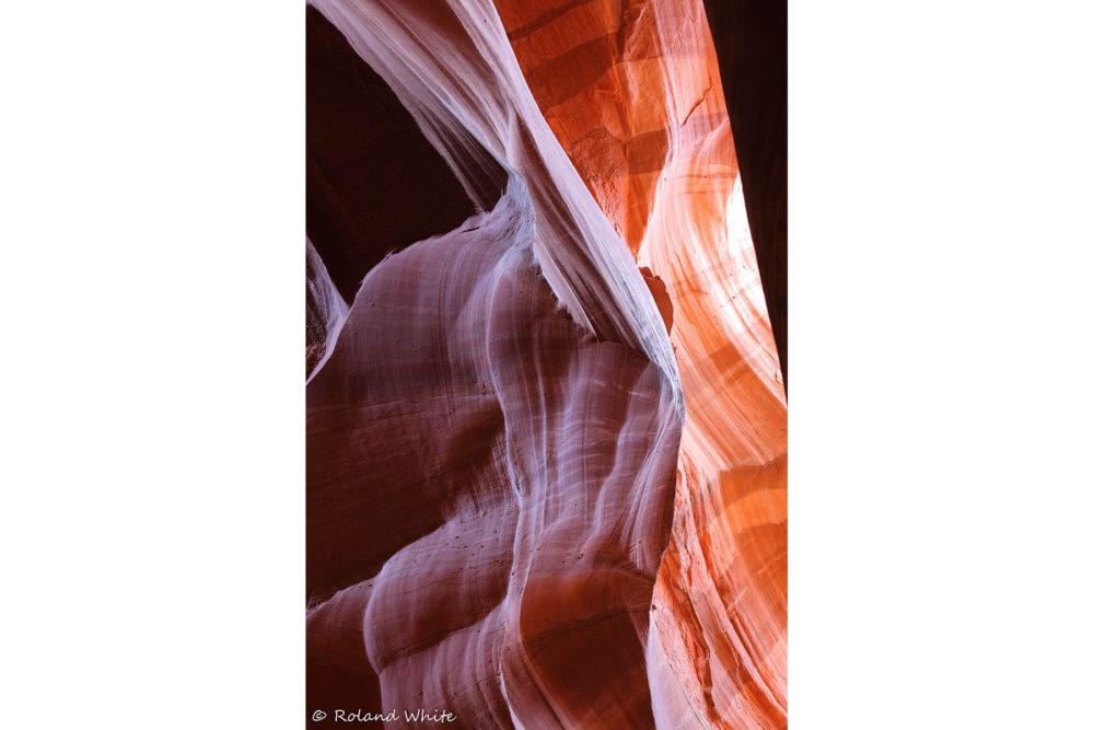 Photo credit Roland White - Slot Canyon Photo Workshop