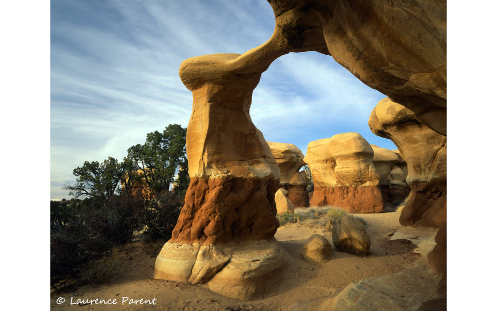 Photo credit Laurence Parent - Escalante & Grand Staircase workshop