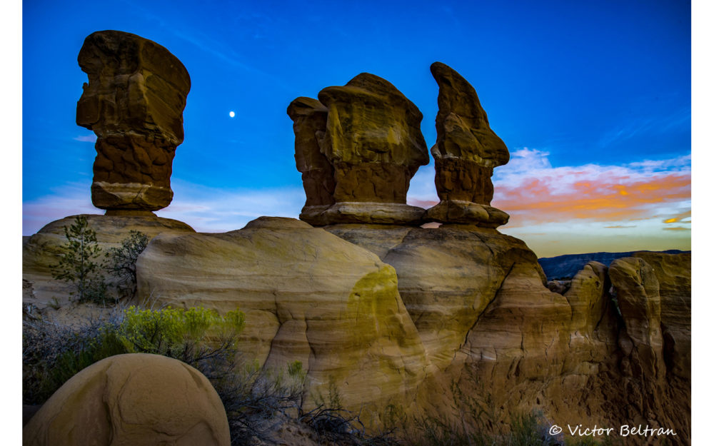 Photo credit Victor Beltran - Escalante & Grand Staircase workshop