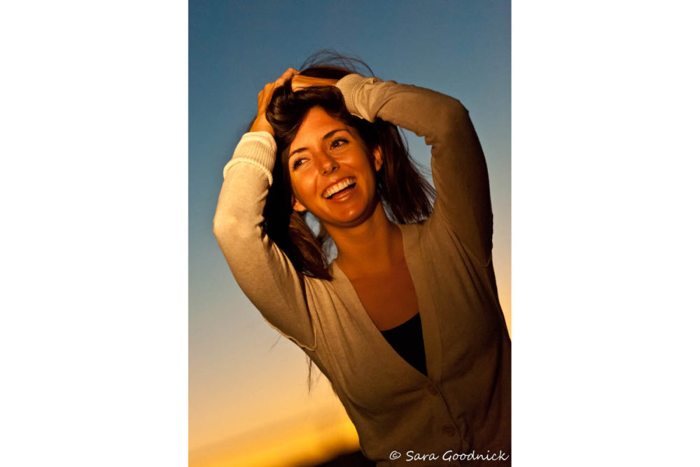 Photo credit Sara Goodnick - Portrait Photography