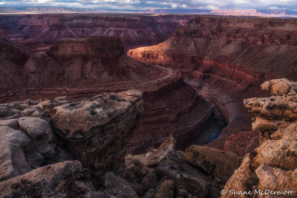Photo credit: Shane McDermott - Marble & Coal Mine Canyon workshop