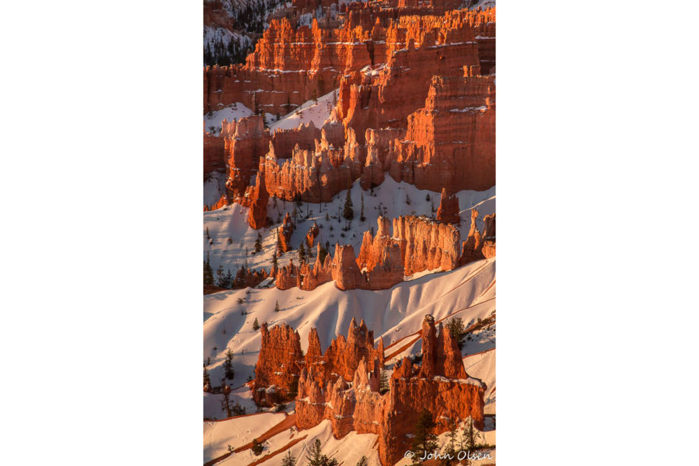 Bryce Canyon in Winter Photo Workshop